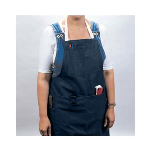 Denim Printer's Apron