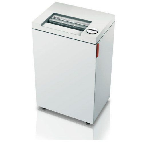 MBM Destroyit 2465 Cross Cut P-5 Deskside Shredder
