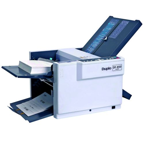 Duplo DF-850 Desktop Friction-Fed Paper Folder Machine