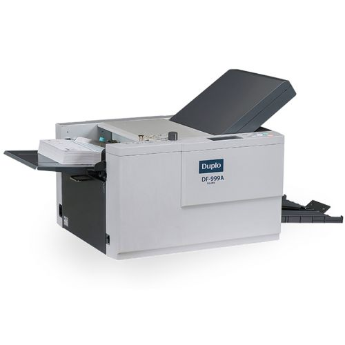 Duplo DF-999A Friction-Fed Automatic Paper Folder