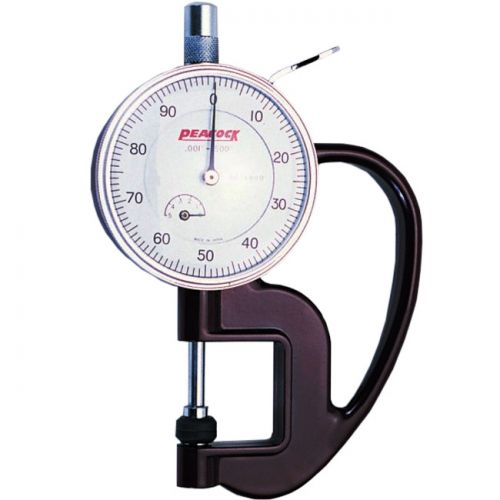 Dial Thickness Gauge, Thickness Measuring Tool