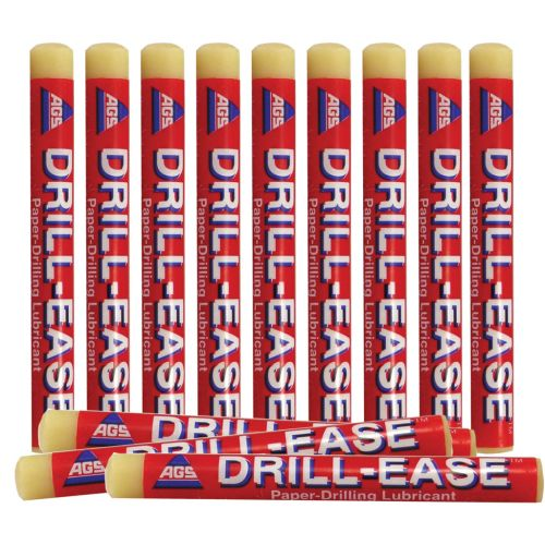 Drill-Ease Wax Sticks, Drill Lubricant Sticks