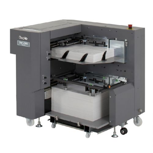 Duplo DFS-2200 Sheet Feeder for DBM-150 Bookletmaker Image 1
