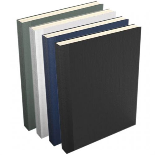 Fastback Easyback Buckram Linen Hard Covers