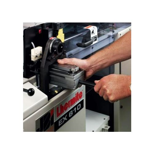 """13.3"""" Length Maxi - 2:1 (6mm) Square Hole Die for James Burn EX610 Punch - (Discontinued)"""