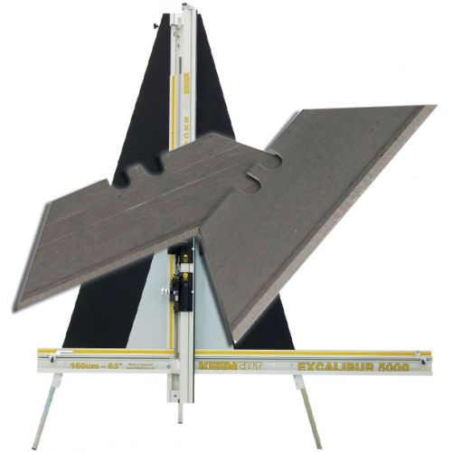 Keencut Excalibur 5000 Vertical Cutter Blades