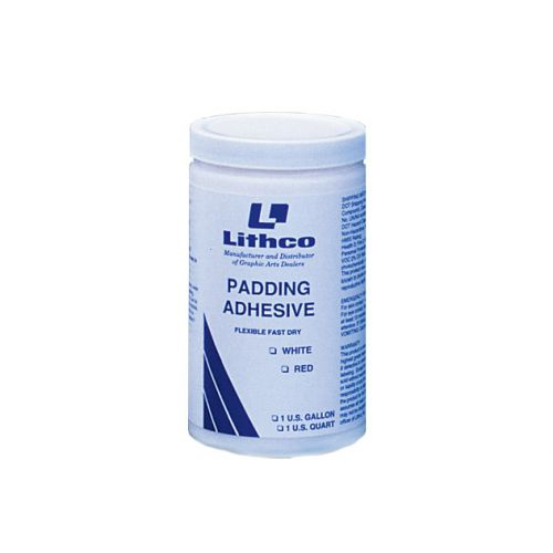 Fast Drying Padding Glue [White, 1 Quart] Item#05PADGLUE