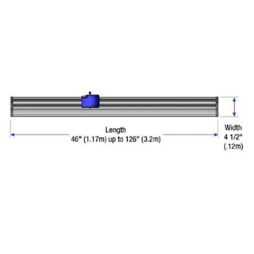 Fletcher-Terry Gemini Pro Rail Cutter Image 1