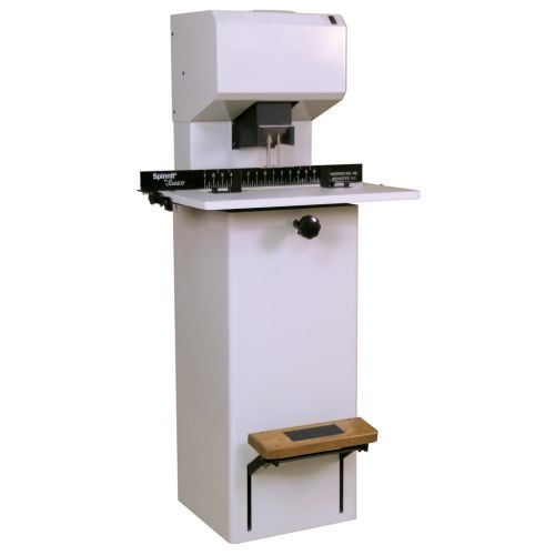 Spinnit® FM-2 Manual 1-Spindle Paper Drill - Binidng101