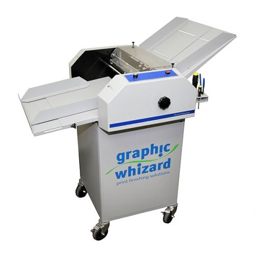Graphic Whizard FinishMaster 100 Perforating/Scoring/Slitting Machine Image 1
