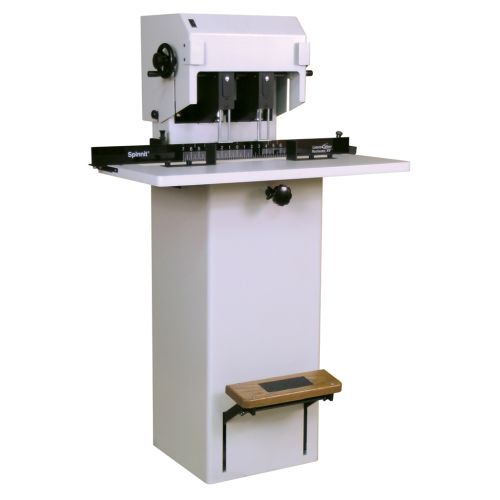 Spinnit® FMM-2 Manual 2-Spindle Paper Drill - Binding101