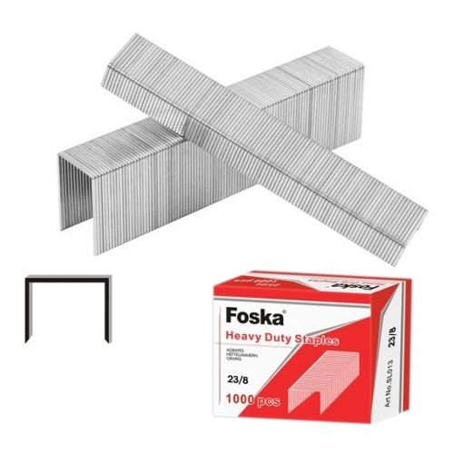 Foska Heavy Duty Staples for Skrebba Staplers