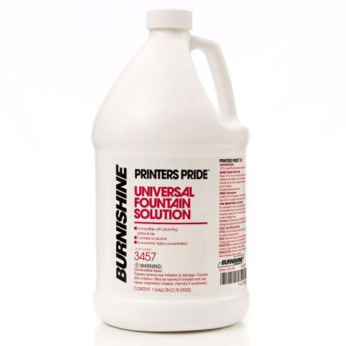 Burnishine® Printers Pride Universal Fountain Solution Concentrate