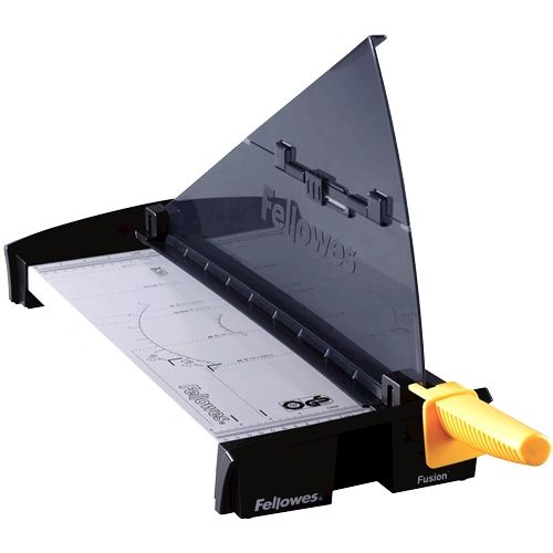 "Fellowes Fusion 180 18"" Guillotine Paper Cutter - 5410902 Image 1"