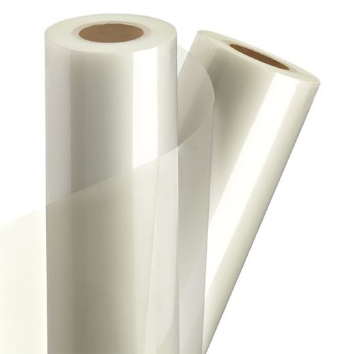 """GBC Octiva Lo-Melt Thermal Laminate # 3032027A [43"""" X 250', Clear Gloss, 5 Mil, 3"""" Core] (1 Roll) Item#80GBCOLG54325 Image 1"""