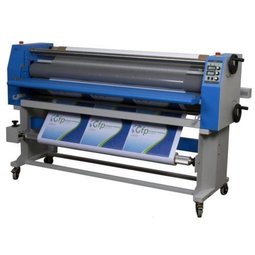 """GFP 865DH-3R 65"""" Wide Format Dual-Heat Thermal & Cold Laminator"""