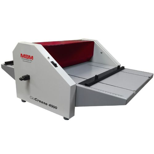 MBM GoCrease™ 4000 Creasing & Perforating Machine