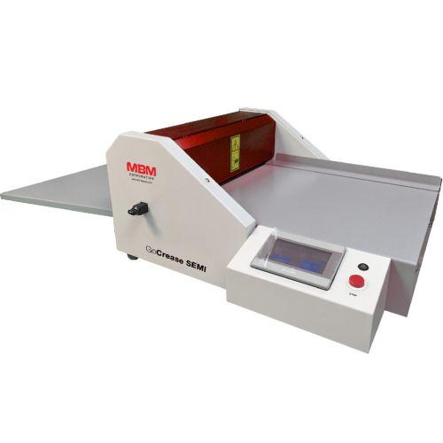 GoCrease™ SEMI Programmable Creasing & Perforating Machine