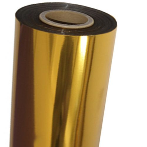 "12.6"" x 984' Gold Toner Foil Fusing Roll [3"" Core] (1 Roll) Item#02FFR1263MG01"