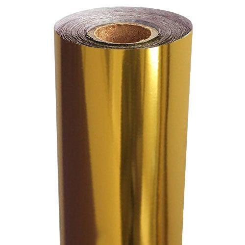 Gold Metallic Foil Fusing Roll