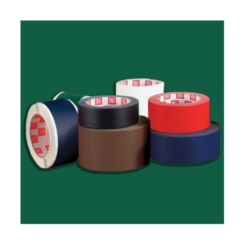 Green Fabric Book Repair Tape (Price per Roll) Image 1