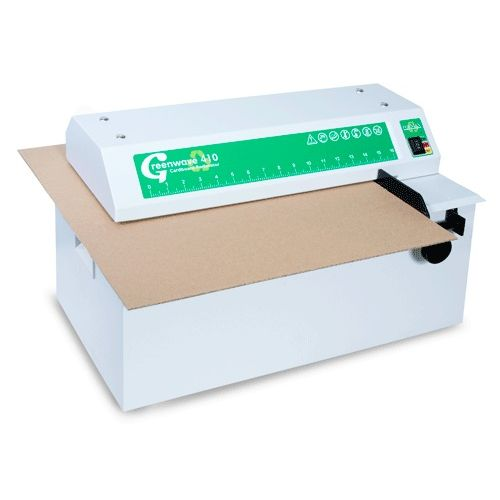 Formax Greenwave 410 Tabletop Cardboard Perforator Image 1