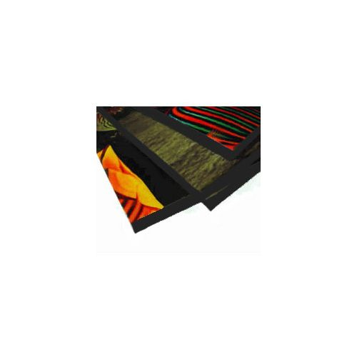 """32"""" x 40"""" Black Heat Activated Gator Boards (10/Bx) Item#80XLGFB3240"""