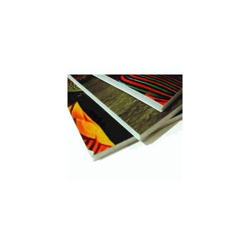 "25"" x 37"" White Heat Activated Foam Boards (25/Bx) Item#80HAMW3162537"