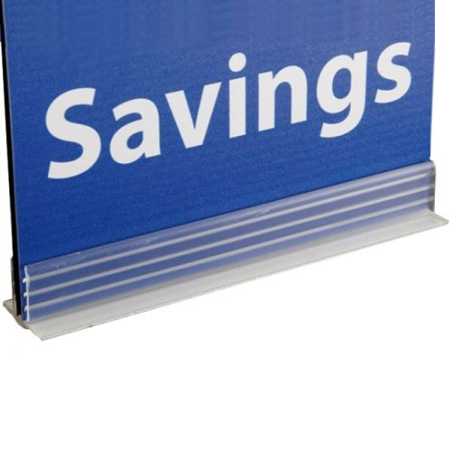 Heavy Duty Gripper Adhesive Table-Top Sign Holders - Buy101