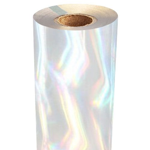 Mirage Holographic Foil Fusing Rolls [Transparent Underlay] Image 1