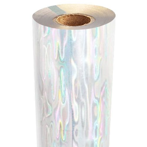Shimmering Waters Holographic Foil Fusing Rolls [Transparent Underlay] Image 1