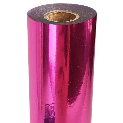 Hot Pink Metallic Foil Fusing Rolls