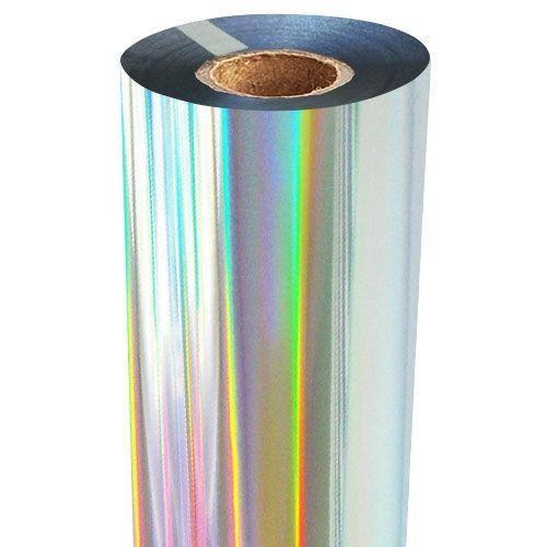 Rainbow Iridescent Foil Fusing Rolls