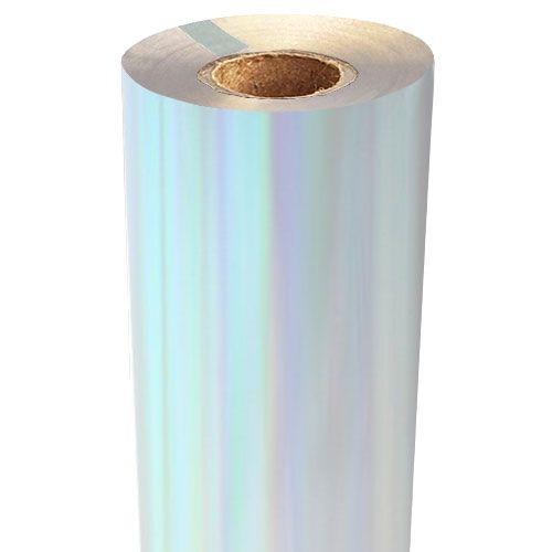Rainbow Iridescent Foil Fusing Rolls [Transparent Underlay] Image 1
