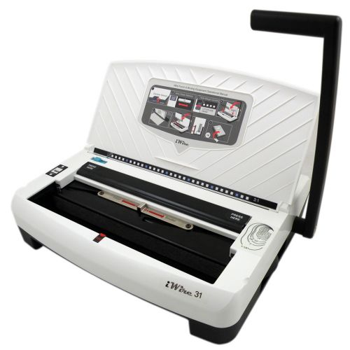 iWire Wire Binding Machine [2:1 Pitch] (Discontinued)