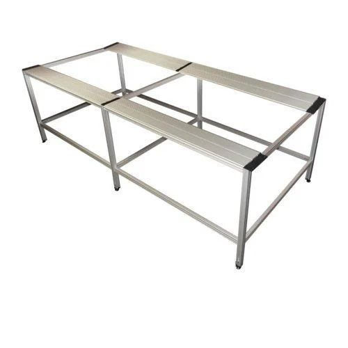 """Keencut Double Bench [Holds Two Evolution 3 44"""" SmartFold Cutters] - DSFB110 Image 1"""
