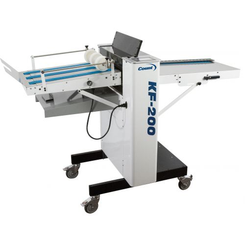 Count KF-200 Knife Fold Machine