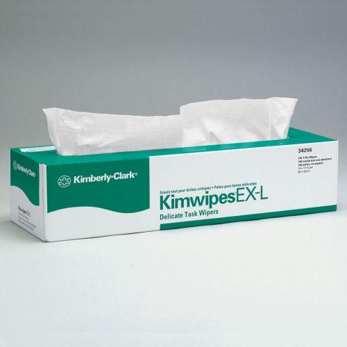 Kimberly Clark Kimwipes® EX-L - GraphicSupplies101