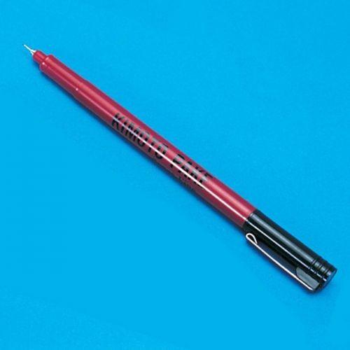 Kimoto Opaque Marker [Black, Super Fine Tip] (1 Marker) Item#05LICAPKIMBSF