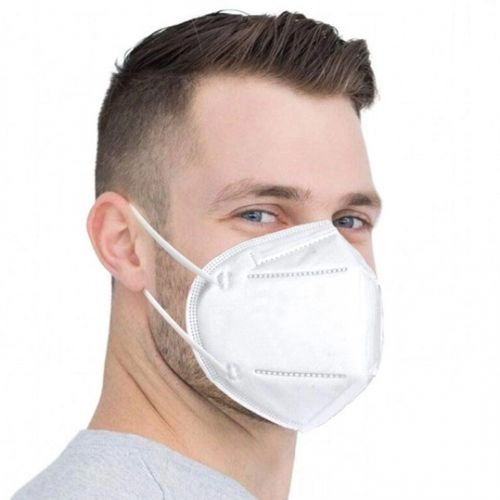 KN95 Face Mask In Stock - Suitable replacement for the scarce N95 mask as per CDC guidelines
