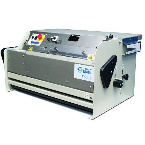 James Burn Koilmatic Automatic Coil Inserter & Crimper