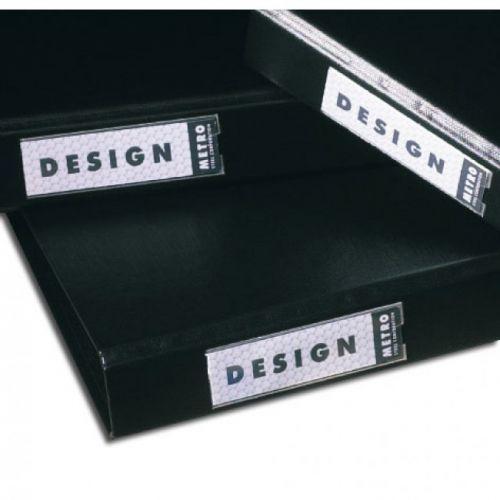 "Self-Adhesive Label Holders [1"" H x 3"" L] (200 Strips) Item#093L20314"