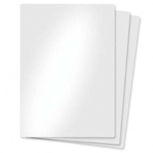 """18"""" x 24"""" Large Format Matte/Gloss Laminating Pouches (Box of 25)"""