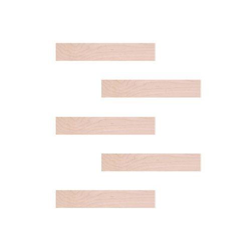 "25"" x 2"" x 1/2"" Drill Strip for Lassco Floor Model Paper Drills (Each)"