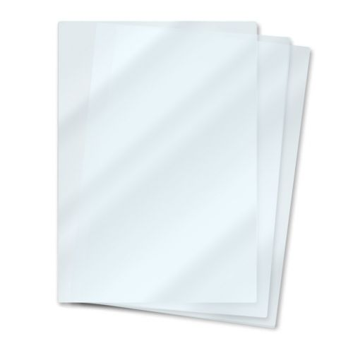 "9"" x 11 ½"" Platinum-Lam Glossy Low-Melt UVI Digital Laminating Pouches (Box of 50)"