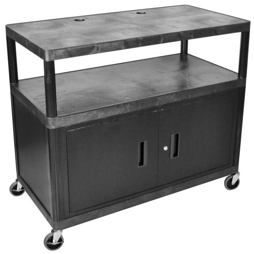 Luxor LEW40C Endura Mobile Equipment Cart