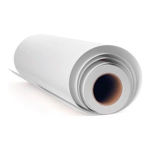 "36"" x 300"" LithoProof™ 1-Sided Blue Proofing Paper Roll"