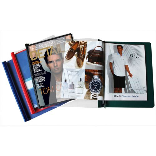 Magazine Binders [Black] (10/Bx) Item#11MAGBINDBLK