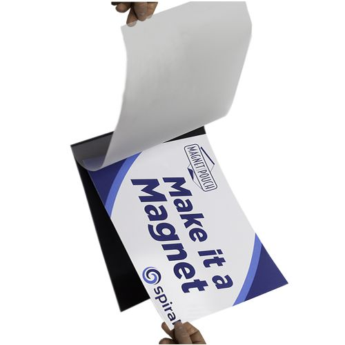 "8.5"" x 11"" Magnetic Gloss Laminating Pouches"