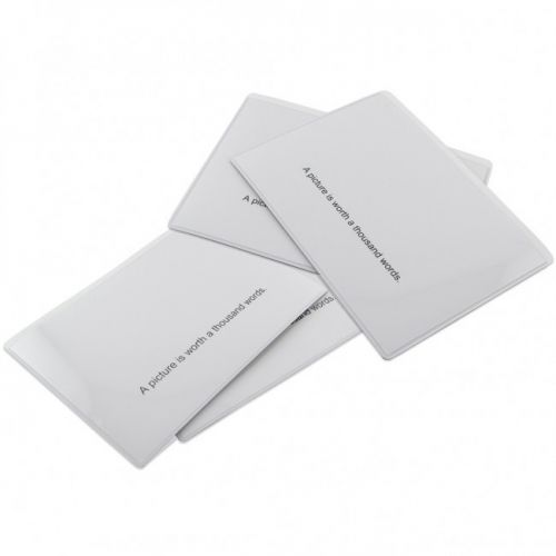 """4.75"""" x 4"""" Magnetic Capacity Pockets (24/Bx)"""